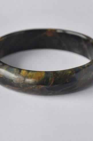 Blue Pietersite bangle