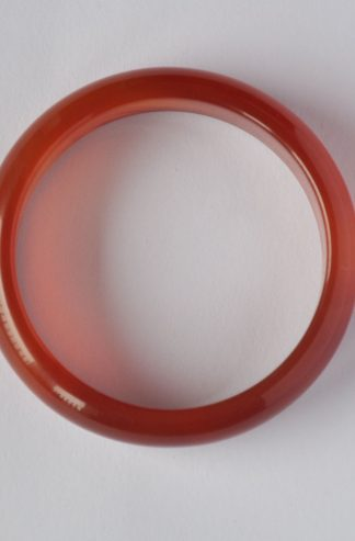 red agate bangle