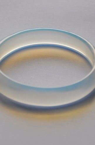 Opal quartz bangle 63mm