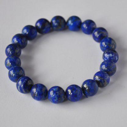 Lapis Lazuli bracelet 10.5mm
