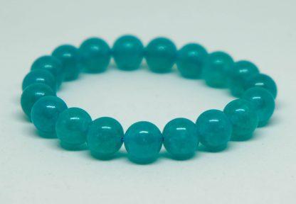 Beautiful teal amazonite bracelet