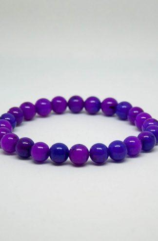 Sugilite bracelet