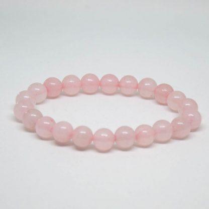 Some beautiful soft pink quartz